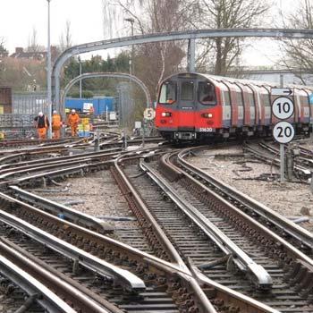 Train Line EMI Study